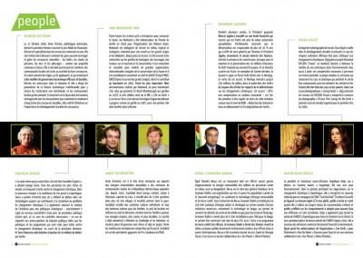 Notre Planète, Fevrier 2010. Revue u Programme des Nations Unies pour l'Environnement